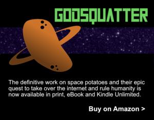 Buy Godsquatter on Amazon